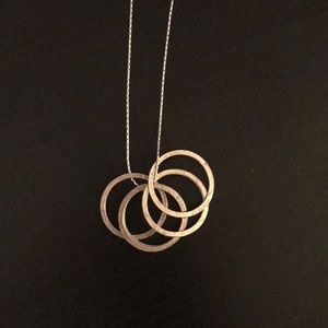 Silpada Rings Necklace